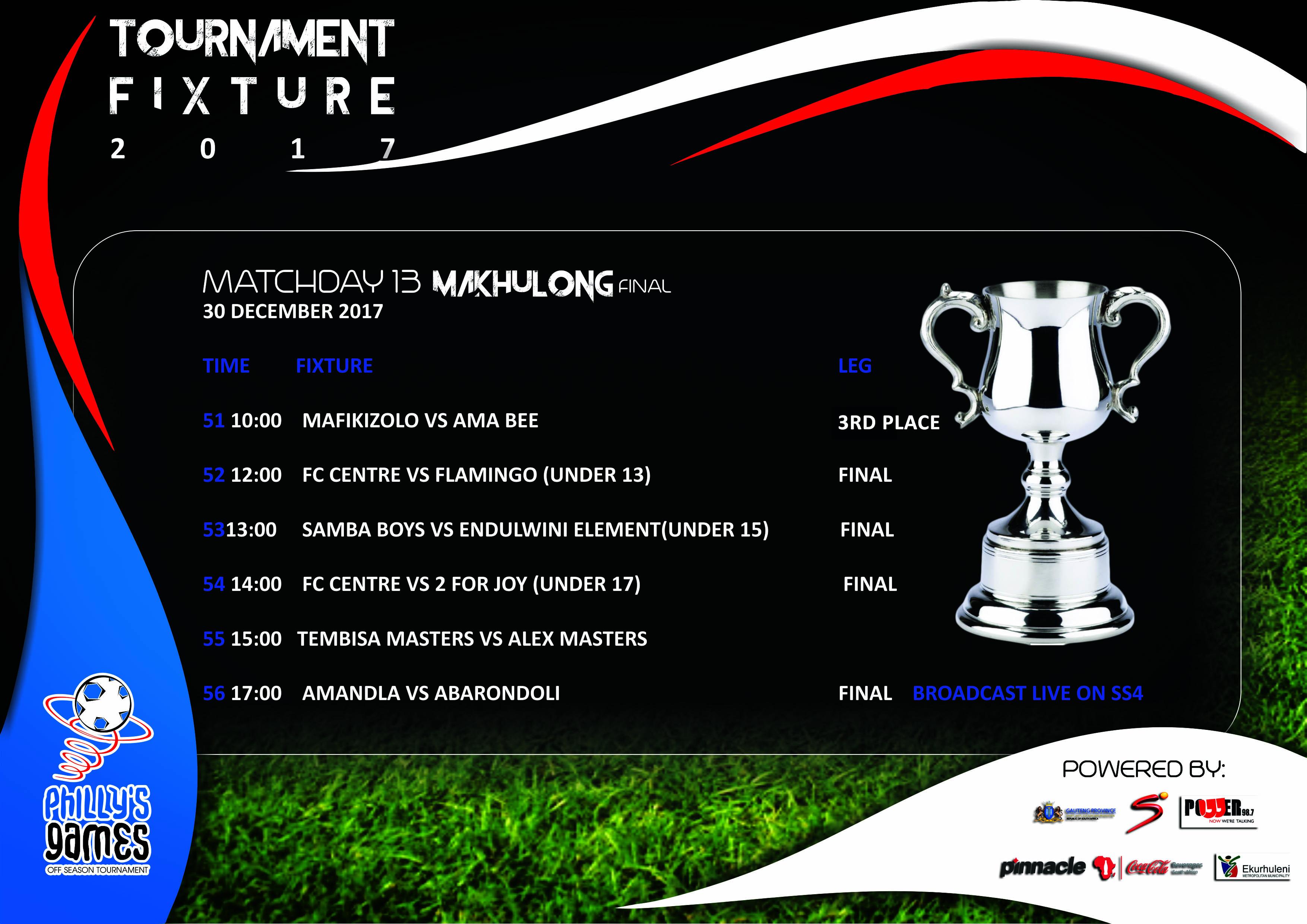 Fixtures & Results